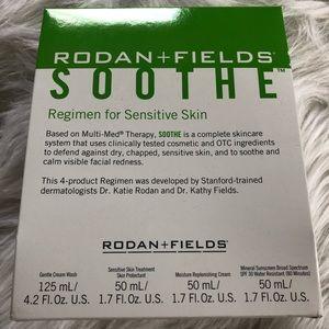 Rodan + Fields Sooth skincare regimen